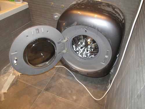 Установить настенную стиральную машину DWC-CV703S