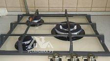 Демонтировать и установить газовую варочную панель LEX GVG 431C IV