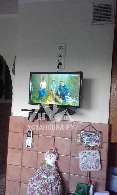 Навесить телевизор Hyundai H-LED19R401BS2