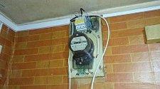 Прокладка кабеля к электрощиту
