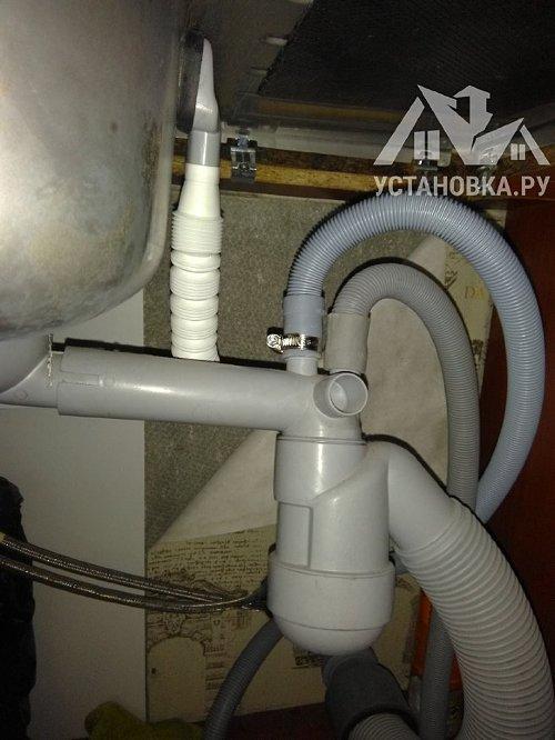 Установить стиральную машину соло Bosch WAN24140OE