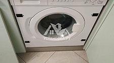 Навесить фасад на стиральную машину Bosch