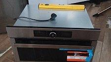Установить новую СВЧ Whirlpool AMW 730 IX