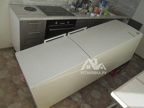 Перевесить двери на новом отдельно стоящем в холодильнике Bosch