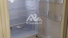 Установка холодильника LG