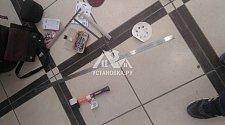 Демонтировать приклеенное зеркало