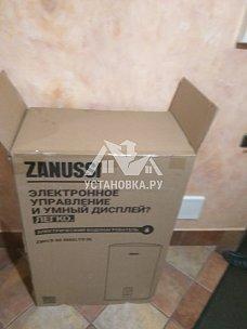 Установить накопительный водонагреватель Накопительный водонагреватель Zanussi ZWH/S 80