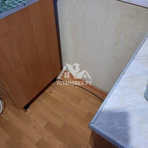 Установить плиту электрическую