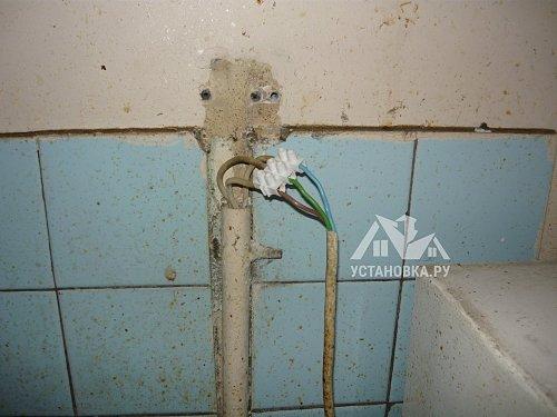 Установить электроплиту в районе Атозаводской