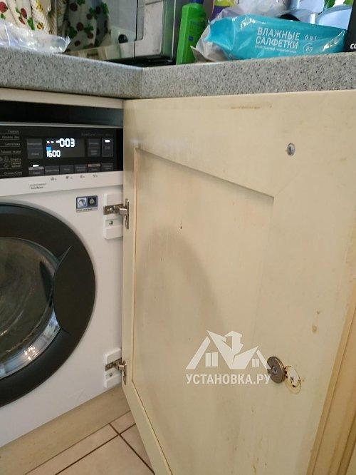 Установить встроенную стиральную машину Electrolux PerfectCare 700 EW7W3R68SI