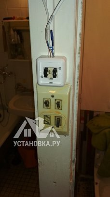 Установить вытяжной вентилятор зависимый