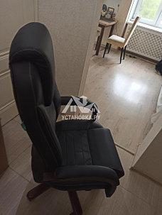 Собрать компьютерные кресло Бюрократ