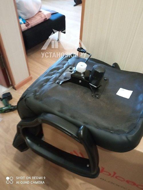 Собрать новое компьютерное кресло