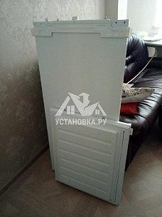 Установить новые встраиваемый холодильник Whirlpool