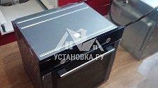 Установить новый электрический духовой шкаф Bosch HBG337YB0R
