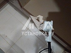 Работа по установке кухонной бытовой техники