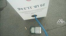 Устранить утечку фреона на кассетном кондиционере и заправить его