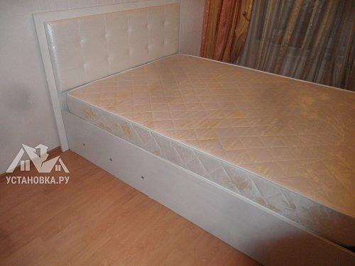 Собрать кровать Ника-Люкс