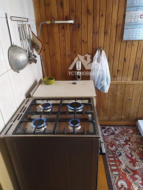 Установить новую газовую плиту Gorenje