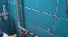 Устранить течь полотенцесушителе
