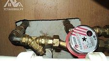 Установить счётчики на воду в квартире
