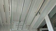 Установить потолочную сушилку для белья