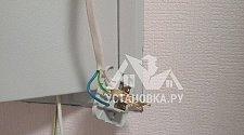 Проложить интернет кабель от щитка к роутеру