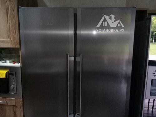 Установить холодильник Liebherr SBSesf 7212