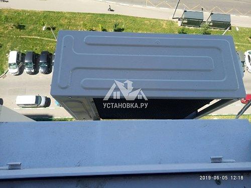 Установить кондиционер под окно
