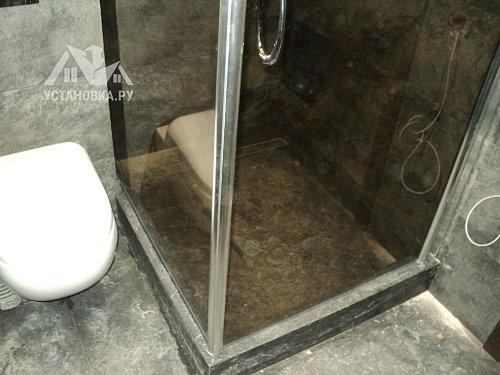 Установить душевое ограждение в ванной