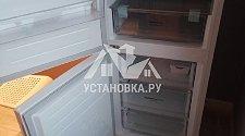 Перевесить двери на отдельно стоящем холодильнике LG GA-B509CQTL