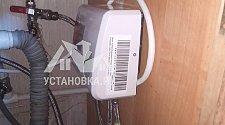 Установить проточный водонагреватель Timberk WHE 6.5 XTN Z1