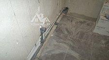 Проложить канализационные трубы и трубы водоснабжения