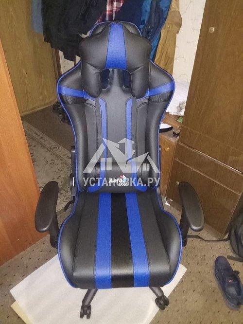 Собрать компьютерное кресло