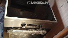 Установить электроплиту Beko FSM 69300 GXT