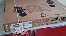 Демонтировать и установить электрическую панель Bosch