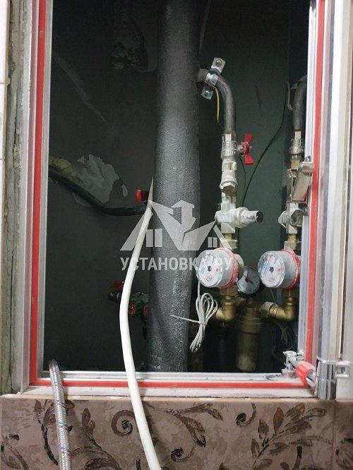 Установить новый проточный водонагреватель на готовые коммуникации