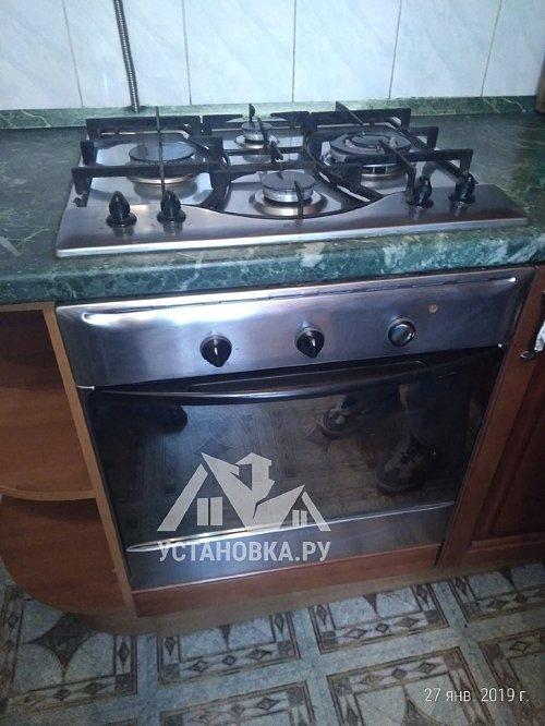 Установить комплект кухонной техники в Москве