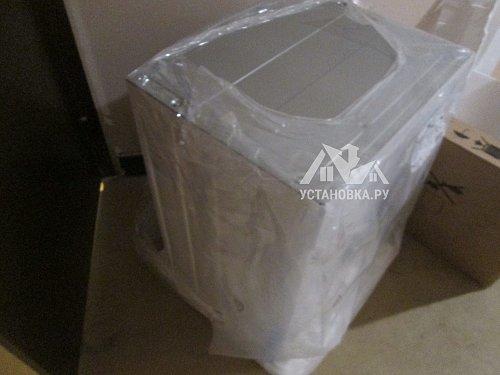 Установить встраиваемую стиральную машину Zanussi ZWI 71201 WA