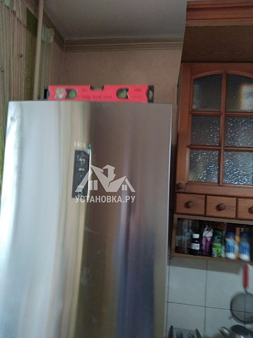 Перенавесить двери на холодильнике