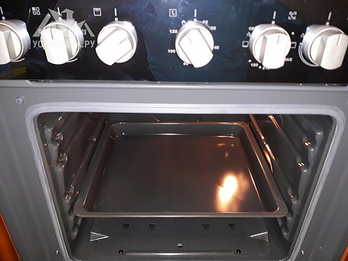 Штатное подключение газовой плиты