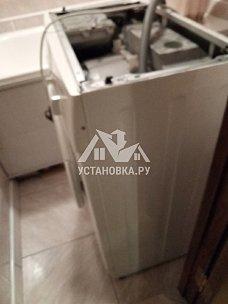 Ремонт слива воды из стиральной машины