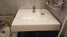 Установить в ванной комнате отдельно стоящую стиральную машину Samsung