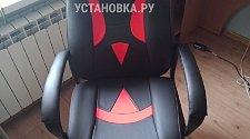 Собрать новое компьютерное кресло Бюрократ