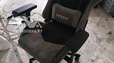Собрать компьютерное кресло и стол