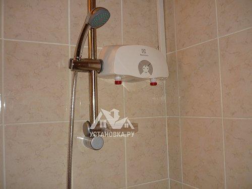 Eстановить водонагреватель Electrolux Smartfix 2.0 6.5 TS