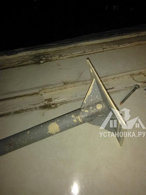 Демонтировать спутниковую тарелку в районе Курской