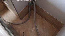 Демонтировать и установить отдельно стоящую стиральную машину Bosch в ванной комнате