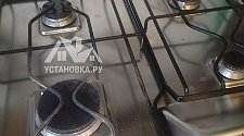 Установить газовую варочную панель Electrolux