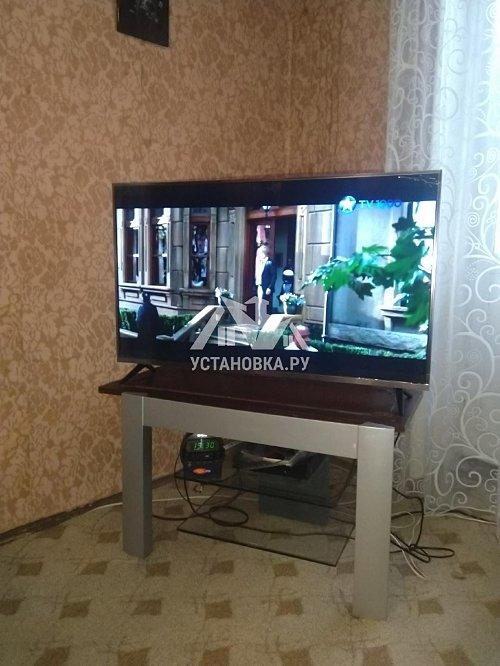 Установить на тумбу новый телевизор Xiaomi